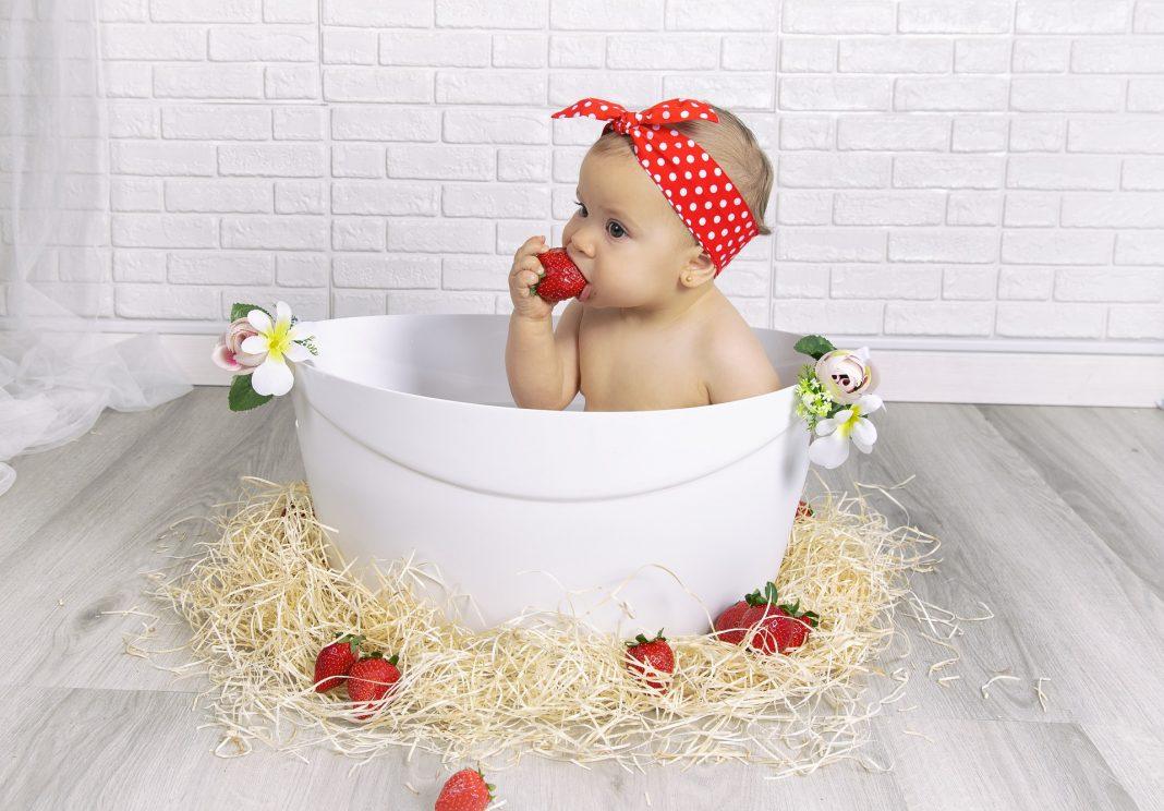 alergii la bebelusi